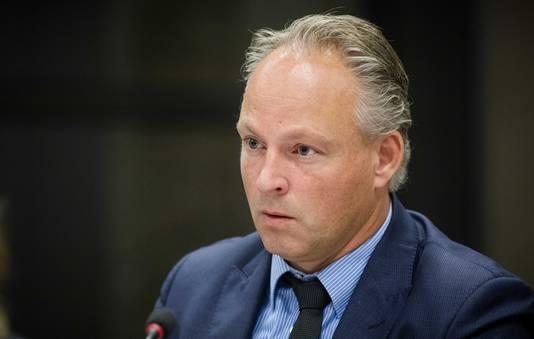 Remco Dijkstra (VVD) is voorstander van snelle opening van Lelystad Airport.