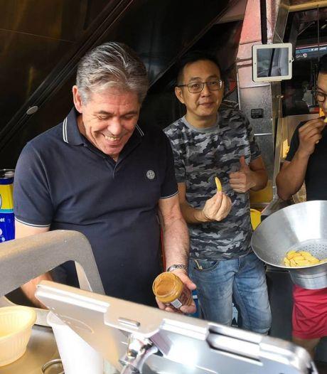 Friet van Zwerts uit Eindhoven verovert Singapore