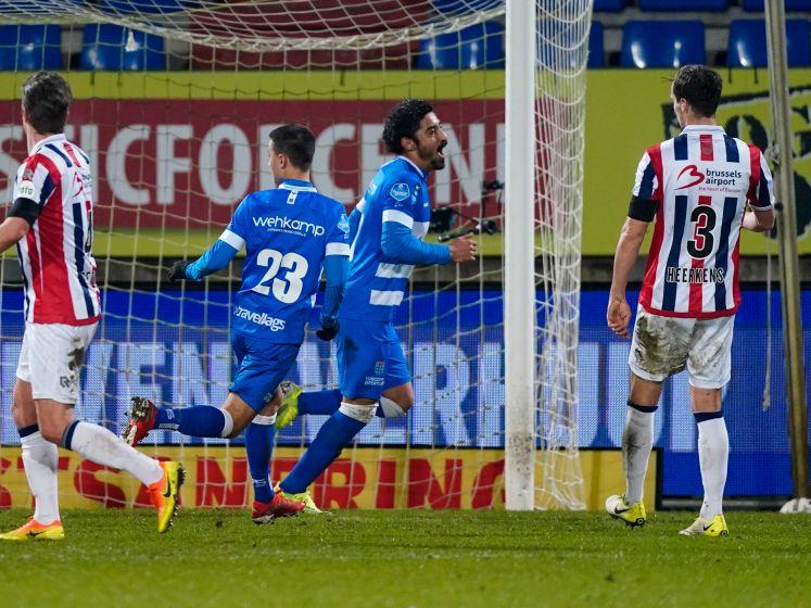 Samenvatting | Willem II - PEC Zwolle