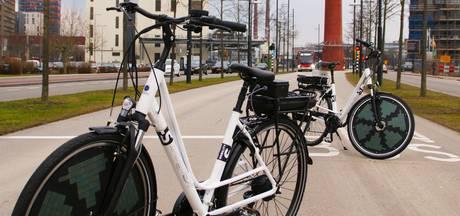 Proef op Strijp-S in Eindhoven: fietsen met de zon in de wielen