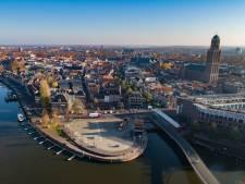 Zwolle gaat flink veranderen, maar inwoners kunnen alleen in zomervakantie kritiek leveren? 'Schokkend'