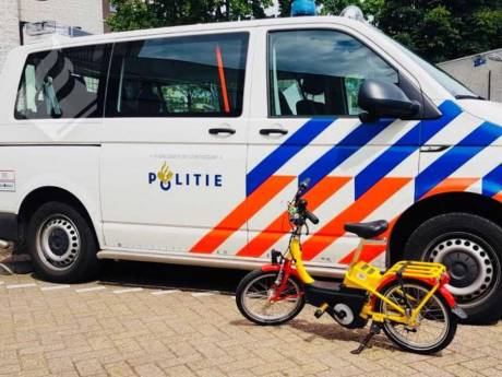 Elektrische fiets van jongen met spierziekte is gevonden