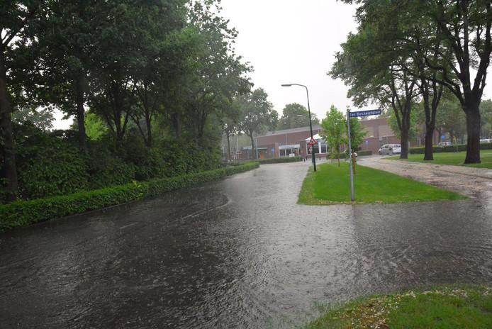 Wateroverlast in Heeze