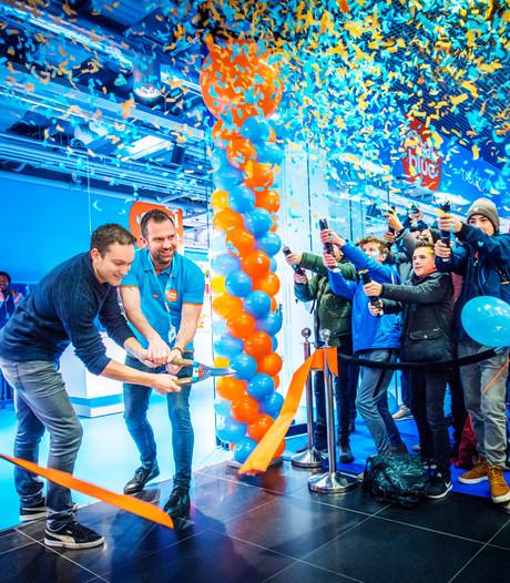 'Deze XXL Coolblue-winkel wordt een gillend succes'