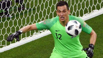 """Kalinic zorgt voor Belgisch vleugje in WK-finale: """"De voorzitter belde. Hij wil dat ik bij AA Gent blijf"""""""