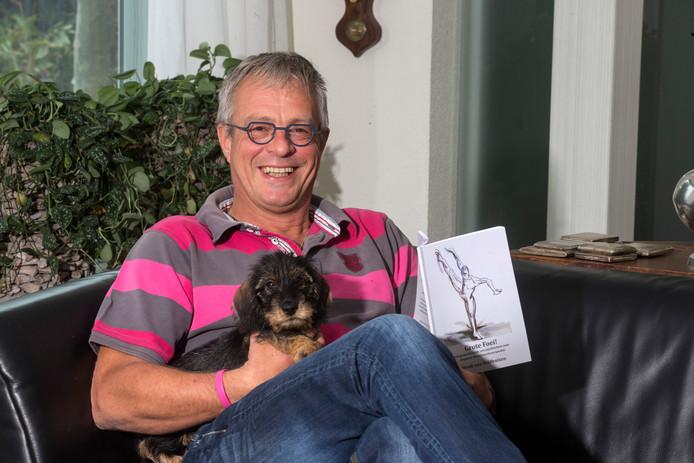 Henk van Veldhuizen schreef boek over zijn neuromusculaire ziekte dunnevezelneuropathie (DVN).