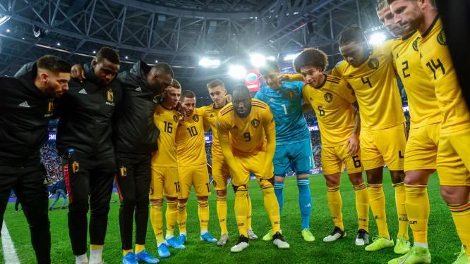 Rode Duivels kennen op 7 december als reekshoofd hun tegenstanders richting het WK van 2022 in Qatar