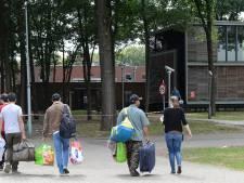 Minderjarige asielzoekers Overloon overgeplaatst
