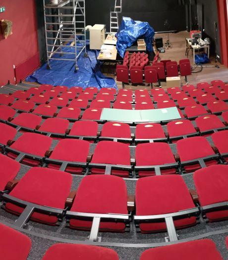 Fransche School moet enkele bezoekers teleurstellen: 'Maar impact voor veel andere theaters groter'