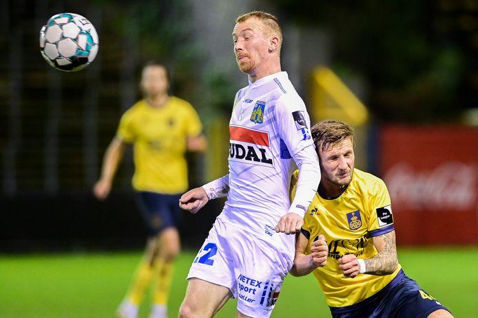 De topper tegen Union was de laatste match van Christian Brüls in het shirt van KVC Westerlo.