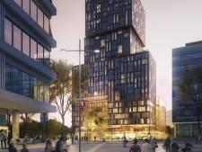 Bouw Galaxy Tower bij Utrecht CS begonnen