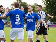 FC Den Bosch moeizaam voorbij hoofdklasser Zwaluwen