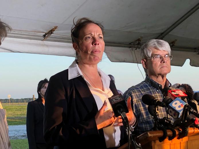 Lisa Noland overleefde een aanval van seriemoordenaar Bobby Joe Long en getuigde tegen hem. Donderdag was ze aanwezig bij zijn executie. Daarna stond ze de pers te woord.