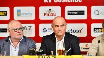 """Dennis van Wijk voorgesteld bij KV Oostende: """"Deze club is niet meer te herkennen"""""""