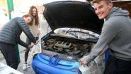OLV-instituut stelt Rode Neuzen-wagen voor (en hij is te koop)