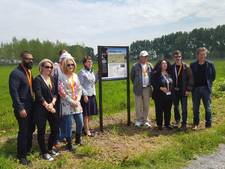 Herinneringsroute geopend in Neerijnen