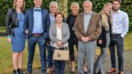60-jarig jubileum voor André en Jeannine