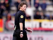 Excelsior zonder ontslagen trainer Moniz tegen NAC, Van den Kerkhof vrijdag de scheidsrechter