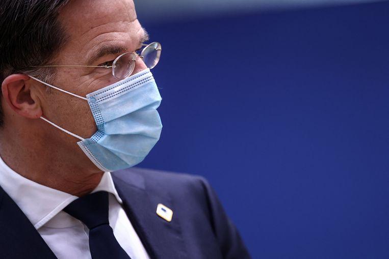 Minister-president Mark Rutte was op de hoogte van de vakantieplannen van koning Willem-Alexander, voordat die vrijdag met het regeringsvliegtuig naar Griekenland vertrok. Dat meldt een woordvoerder van de Rijksvoorlichtingsdienst (RVD). Beeld EPA