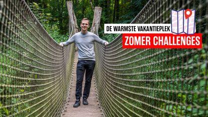 """""""Natuurgebied De Gerstjens heeft iets sprookjesachtig"""": Inti De Ceukelaire, ethisch hacker, toont zijn Warmste Vakantieplek van Vlaanderen"""