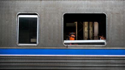 Thaise man met corona spuwt treinreiziger in het gezicht en overlijdt zelf kort daarna