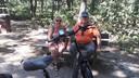 Henriëtte en Richard Jansen uit Doetinchem verkennen Oisterwijk en omgeving op de fiets.