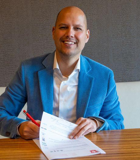 Robert de Pauw nieuwe trainer FC Twente Vrouwen