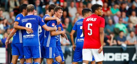 Almere City heeft aan bliksemstart genoeg bij Jong AZ