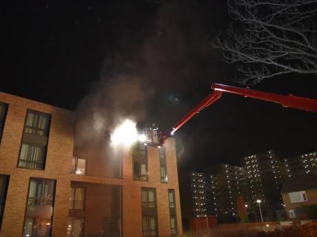 Brand in zorginstelling Nijmegen ontstaan in kerstboom, bewoners moeten tijdelijk elders wonen