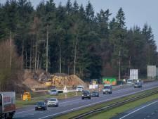 Ecoduct over A35 bij Enschede mag afgebouwd worden