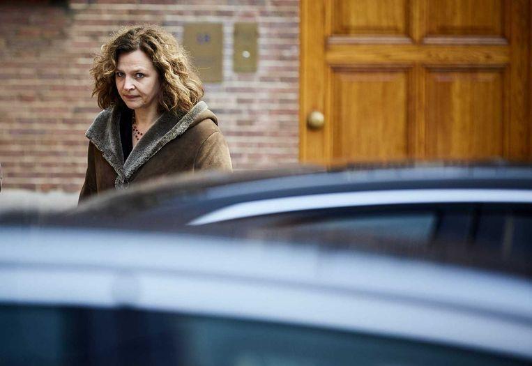 Minister Edith Schippers acht zich ook geschikt als leider van de VVD. Beeld anp