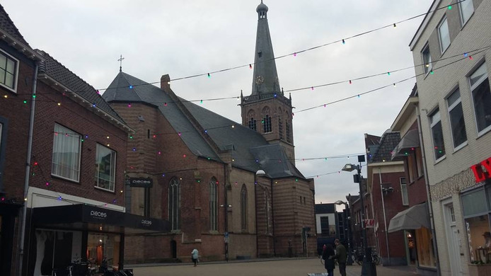 De Catharinakerk in Doetinchem