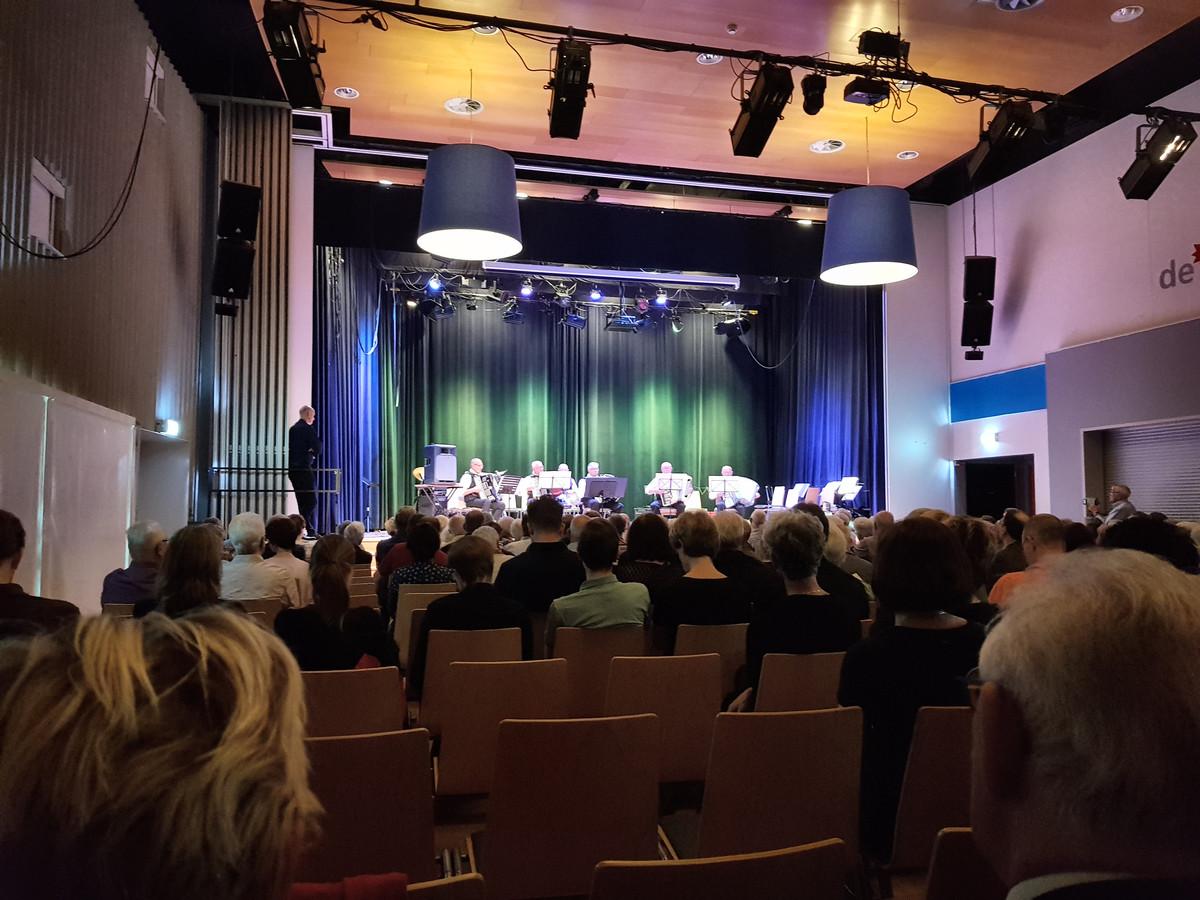 Accordeonconcert in Helmond