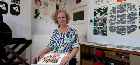 Elke week tekening online als eerste levensbehoefte