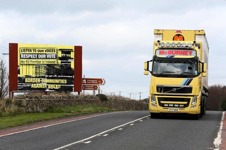 Met een douane-unie zou het probleem rond de Ierse grens meteen opgelost zijn.