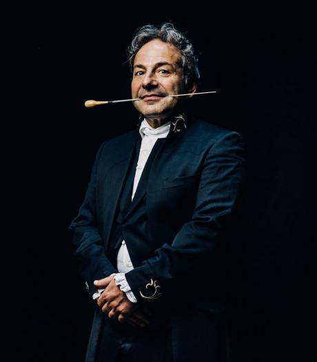 Dirigent Jules van Hessen over muziek die op zoek gaat naar het allerhoogste