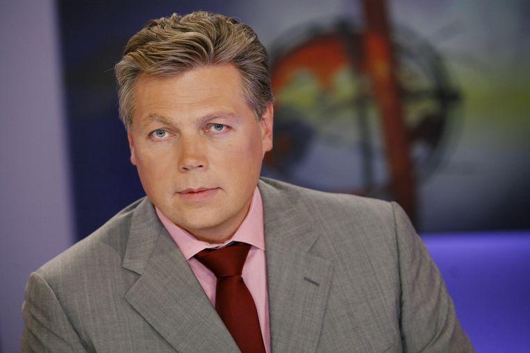 Nieuwslezer Roelof Hemmen Beeld anp