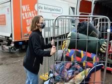 De Kringwinkel zamelt voor vierde jaar op rij slaapzakken in voor daklozen