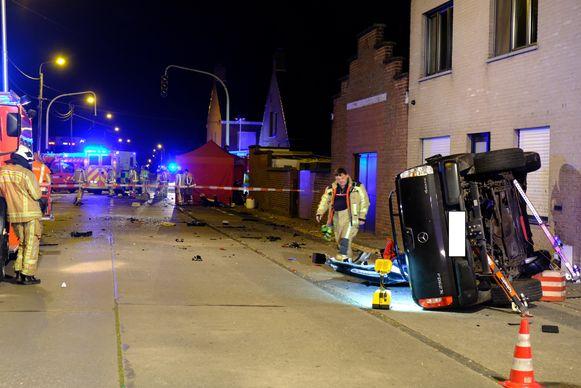Afgelopen vrijdag kwam een 18-jarige jonge vrouw om het leven in Kortemark na een aanrijding door een pick-up.