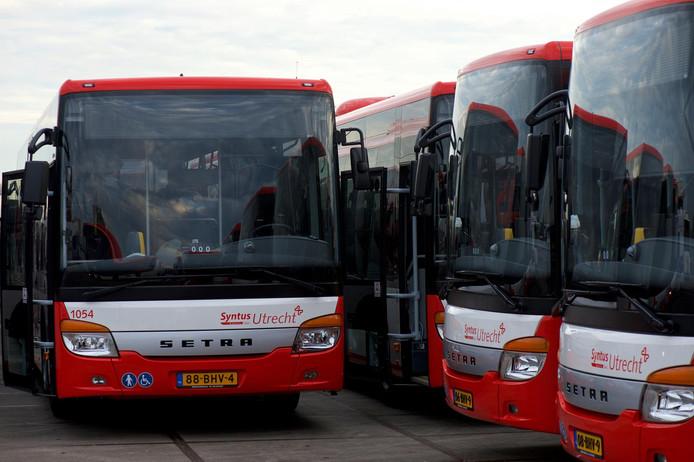 Syntus Utrecht stopt met het scholierenvervoer van De Ronde Venen naar Gouda