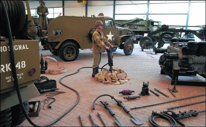 Het Oorlogsmuseum Overloon