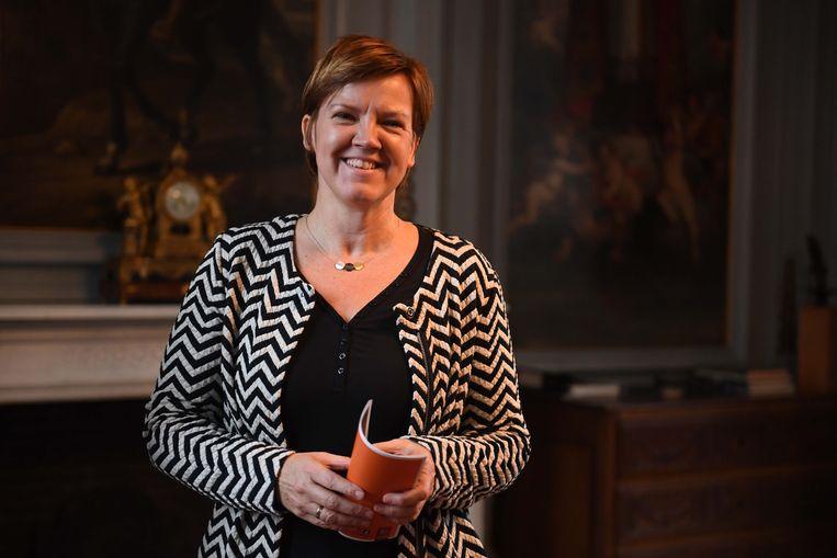 Ook Els Van Hoof staat op plaats twee maar dan wel op de CD&V-lijst voor de federale verkiezingen.