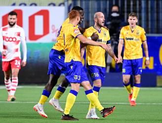 Geen leidersplaats voor Standard: erg matige Rouches met 2-0 onderuit bij STVV