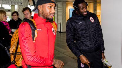 """Nieuwkomer Antwerp loopt over van vertrouwen: """"Ik ben mix van Ribéry, Walcott en Payet"""""""