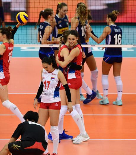 Oranje bij zege op China in halve finale tegen Italië