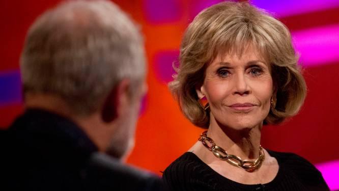 """Jane Fonda schaamt zich: """"Ik wist van gedrag Weinstein"""""""