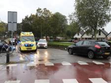 Jonge fietsster gewond door aanrijding in Kampen