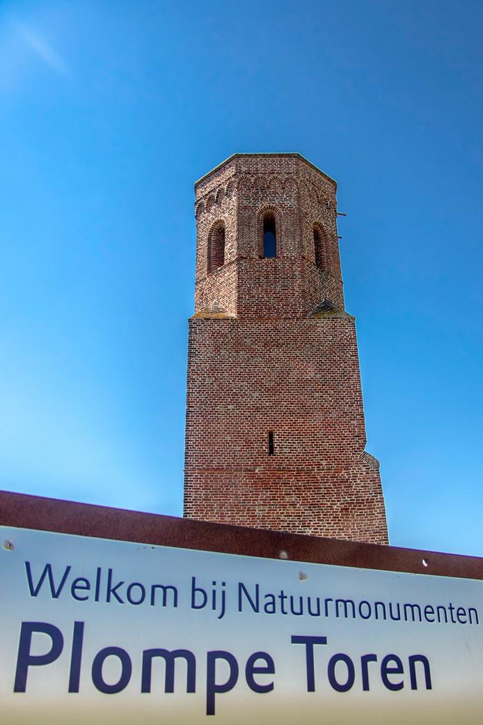 De Plompe Toren op archiefbeeld.