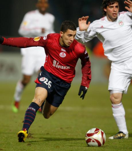 Lille OSC: de eerste club van Hazard, de laatste van Kluivert