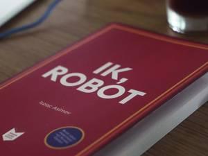 Schrijfwedstrijd: iedereen maakt kans dankzij robot
